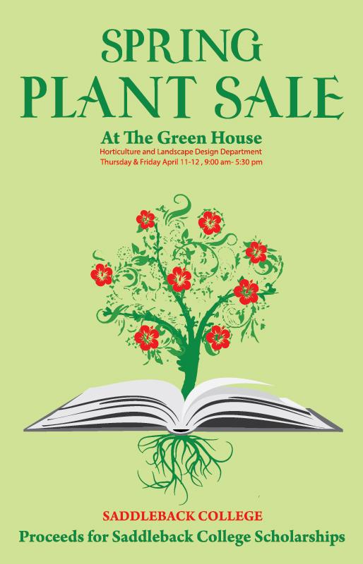 Plant Sale Posters Profsteveg
